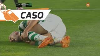 Sporting CP, Jogada, Slimani aos 43'