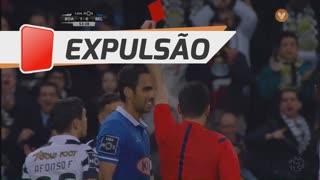 Belenenses SAD, Expulsão, Ricardo Dias aos 54'