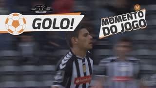 GOLO! CD Nacional, Tiquinho aos 81', CD Nacional 3-2 Vitória SC