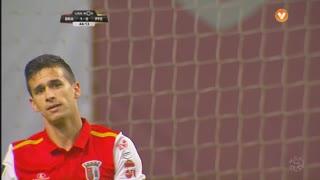 SC Braga, Jogada, Rui Fonte aos 44'