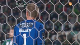 Sporting CP, Jogada, Paulo Oliveira aos 33'
