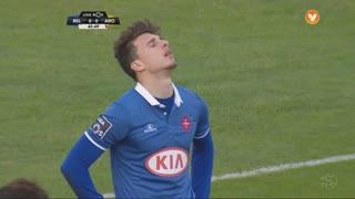 Belenenses SAD, Jogada, Sturgeon aos 46'