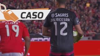 FC Arouca, Caso, Ivo Rodrigues aos 52'