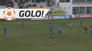 GOLO! CD Tondela, Nathan Junior aos 73', CD Tondela 1-2 Belenenses