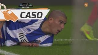 FC Porto, Caso, Maxi Pereira aos 37'