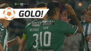 GOLO! Vitória FC, Arnold aos 14', Vitória FC 1-1 Vitória SC
