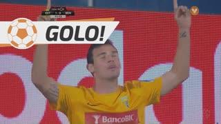 GOLO! Estoril Praia, Léo Bonatini aos 12', Estoril Praia 1-0 SL Benfica