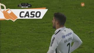 Vitória SC, Caso, Ricardo Valente aos 31'