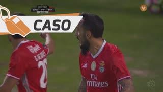 SL Benfica, Caso, K. Mitroglou aos 62'