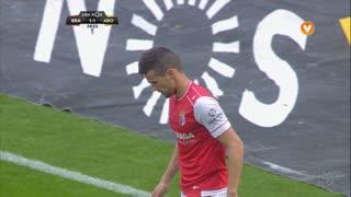 SC Braga, Jogada, Rui Fonte aos 35'