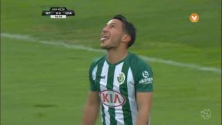 Vitória FC, Jogada, João Carvalho aos 7'