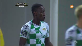 Moreirense FC, Jogada, E. Boateng aos 4'
