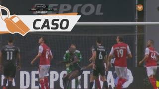Vitória FC, Caso, Edinho aos 90'+2'