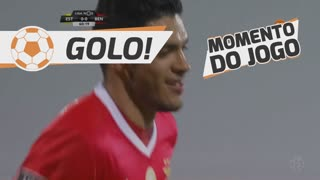 GOLO! SL Benfica, R. Jiménez aos 61', Estoril Praia 0-1 SL Benfica