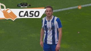 FC Porto, Caso, Diogo Jota aos 60'