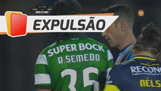 Sporting CP, Expulsão, Rúben Semedo aos 72'