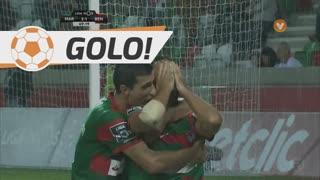 GOLO! Marítimo M., Maurício aos 69', Marítimo M. 2-1 SL Benfica