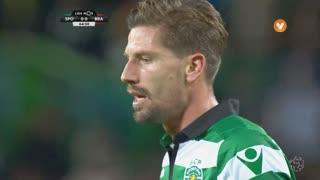 Sporting CP, Jogada, Adrien Silva aos 64'