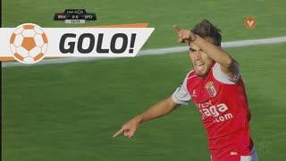 GOLO! SC Braga, Ricardo Horta aos 13', SC Braga 1-0 Sporting CP
