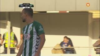Vitória FC, Jogada, André Claro aos 77'