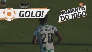GOLO! Moreirense FC, M. Sougou aos 84', Moreirense FC 1-1 CD Tondela