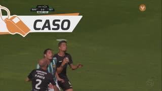 Rio Ave FC, Caso, Guedes aos 45'+1'