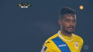 FC Arouca, Jogada, Jubal aos 28'