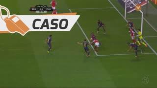 SC Braga, Caso, Rui Fonte aos 54'
