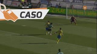 Sporting CP, Caso, Gelson Martins aos 6'
