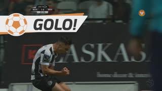 GOLO! Boavista FC, A. Schembri aos 52', Boavista FC 2-0 SL Benfica