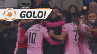 GOLO! GD Chaves, Rafael Lopes aos 12', FC Porto 0-1 GD Chaves