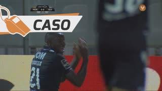 Vitória SC, Caso, Marega aos 29'