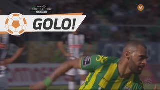GOLO! CD Tondela, Jailson  aos 63', CD Tondela 1-0 CD Nacional