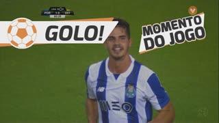 GOLO! FC Porto, André Silva aos 84', FC Porto 1-0 Estoril Praia