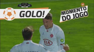 GOLO! Belenenses SAD, Sturgeon aos 14', CD Feirense 0-1 Belenenses SAD