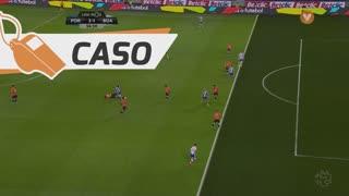 FC Porto, Caso, Adrián aos 57'