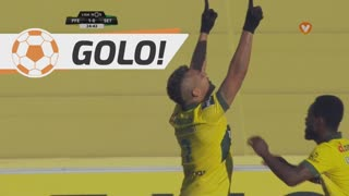 GOLO! FC P.Ferreira, Welthon aos 24', FC P.Ferreira 1-0 Vitória FC