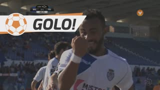 GOLO! CD Feirense, Paraiba aos 68', Belenenses SAD 1-1 CD Feirense