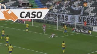 Boavista FC, Caso, A. Schembri aos 52'