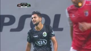 Vitória FC, Jogada, João Amaral aos 22'