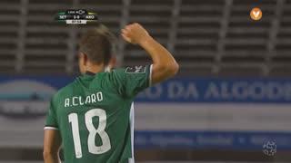 Vitória FC, Jogada, André Claro aos 88'