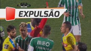FC Arouca, Expulsão, Artur aos 75'