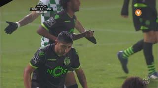 Sporting CP, Jogada, Alan Ruiz aos 51'