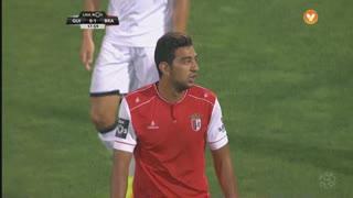 SC Braga, Jogada, Hassan aos 18'