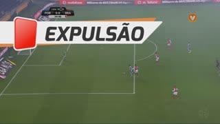 SC Braga, Expulsão, Artur Jorge aos 35'