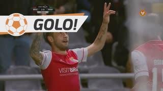 GOLO! SC Braga, F. Cartabia aos 15', SC Braga 2-0 Marítimo M.