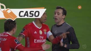 SL Benfica, Caso, Carrillo aos 90'+5'