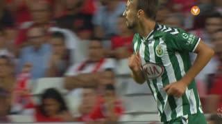 Vitória FC, Jogada, André Claro aos 6'