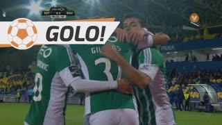 GOLO! Rio Ave FC, Gil Dias aos 90'+1', Estoril Praia 0-2 Rio Ave FC