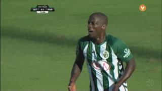 Vitória FC, Jogada, Edinho aos 74'